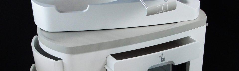 functioneel prototype verrijdbaar meubel