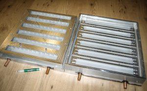 aluminium matrijs laten frezen