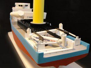 maquette schip laten maken