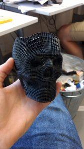 3d print schedel test