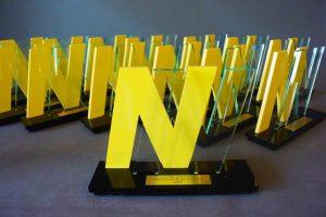nikon award plexiglas