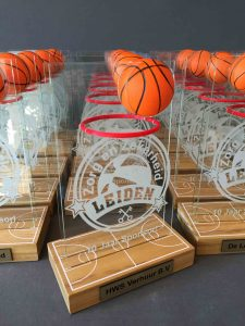 award basketbal trofee