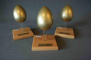 award gouden ei