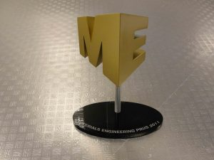 3d award custom made