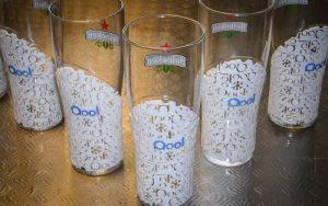 lasersnijden winkeldispay glas