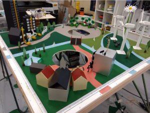maquette park laten maken