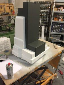 prototype in werkplaats