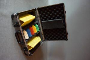 koffer inlay laten maken
