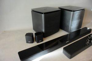 speaker bose prototype